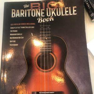 The Big Baritone Ukulele Book
